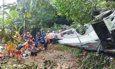 15 Korban Selamat Kecelakaan Bus di Sumedang Masih Jalani Perawatan di RSUD