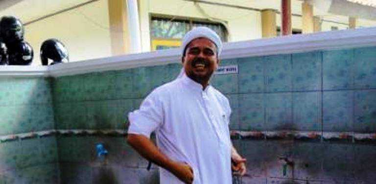 Jelang Putusan Vonis, Habib Rizieq Tak Punya Pesan Khusus ke Simpatisan