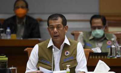 Kepala BNPB Akui Sudah Minta Tambahan Dana Penangan Covid-19 Rp5,2 Triliun ke Sri Mulyani