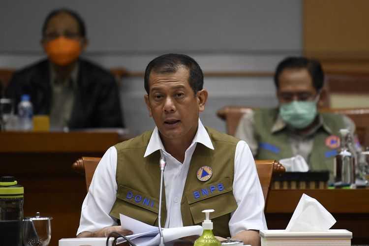 BNPB Serahkan Status Tanggap Darurat Bencana NTT ke Pemda