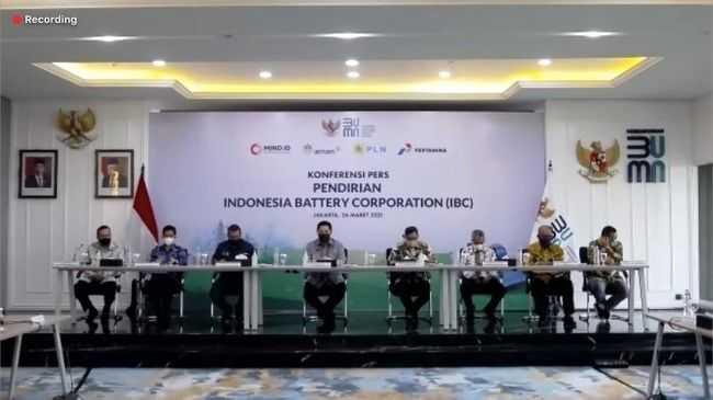 IBC berdiri, Menteri BUMN Erick Akan sambangi Jepang dan AS Untuk Jajaki kerja sama EV