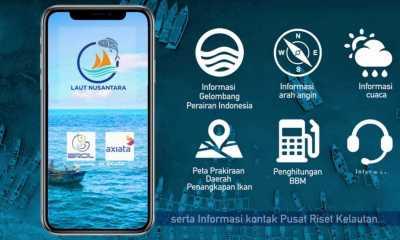 Menteri KKP Sosialisaikan Inovasi Aplikasi Laut Nusantara