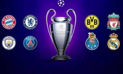 Kocokan Perempat Final Liga Champions, Muenchen Bertemu PSG dan Liverpool Lawan Madrid