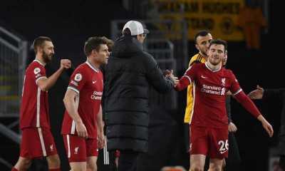 Gasak Crystal Palace, Liverpool Amankan Tiket Lolos Liga Champions