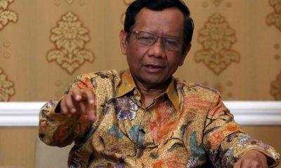 Kata Mahfud, Indonesia Alami Kemajuan Meski Banyak Korupsi