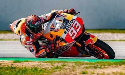 Repsol Honda Tak Turunkan Marc Marquez di Seri Pembuka MotoGP