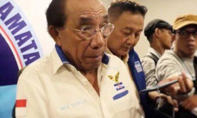 Max Sopacua: Pengambilalihan Telah Selesai, Demokrat Terselamatkan