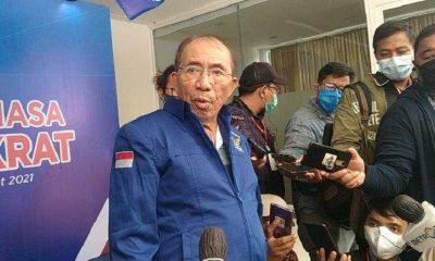 Max Sopacua Bantah Informasi Imbalan Rp100 Juta ke Kader Demokrat yang Datang di KLB Deli Serdang