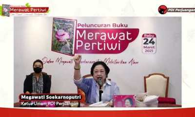 Ini Kata Megawati Soal Masa Jabatan Presiden 3 Periode