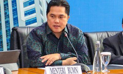 Menteri BUMN Berharap Pameran ECT Expo Bantu Pemasaran UMKM Syariah di Indonesia