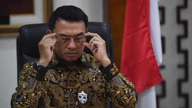 Pengamat Minta Jokowi Evaluasi Jabatan Moeldoko di KSP