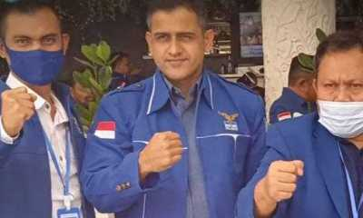 Nazaruddin Masuk Kepengurusan, Alasan Razman Arif Keluar dari Demokrat Moeldoko