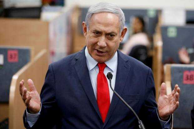 Netanyahu Tingkatkan Serangan ke Hamas di Gaza