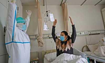 Pasien COVID-19 Sembuh di Indonesia Capai 89,9 Persen