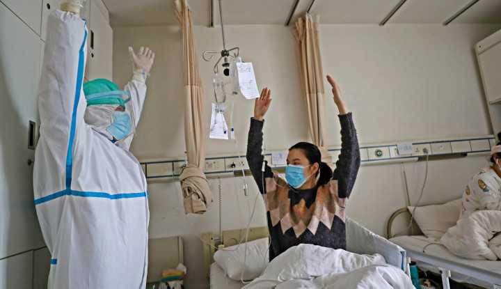 Kemenkes: Pasien Sembuh COVID-19 Harian di Indonesia Bertambah 5.360 Orang