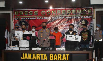 Polisi Bekuk Pelaku Penyebar Video Syur Mirip Gabriella Larasati