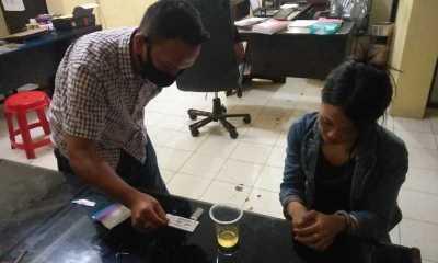 Miliki Sabu 1,70 Gram, Cewek Cantik di Tanjungbalai Diamankan Polisi