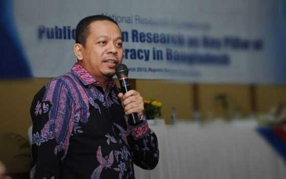 Qodari Indo Barometer Yakini Pemerintahan Jokowi Masih Kuat