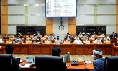Raker Komisi IV dengan Tiga Menteri: DPR Dukung Ketahanan Pangan dengan Prinsip Kelestarian