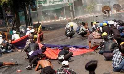 Musisi Iwan Fals Prihatin Terhadap 237 Demonstran yang Ditembak Mati Aparat Myanmar