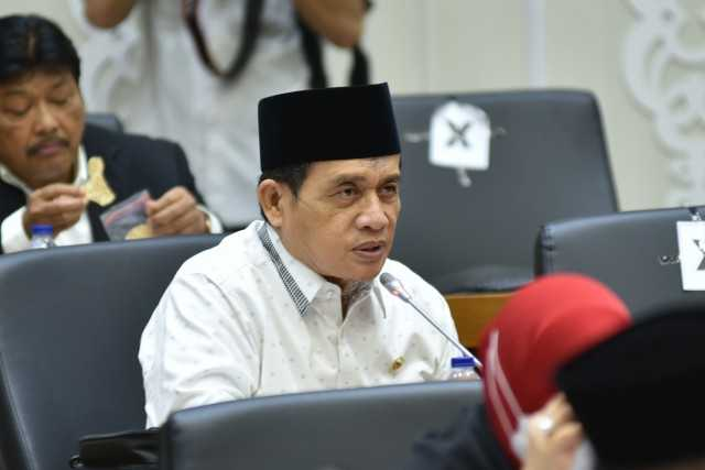 Gelar Rapat Bersama BNPT, Legislator Gerindra Pertanyakan Istilah Ekstremisme ke Boy Rafli