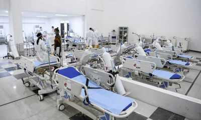 Pasien Rawat Inap di RSDC Wisma Atlet Berkurang 167 Orang
