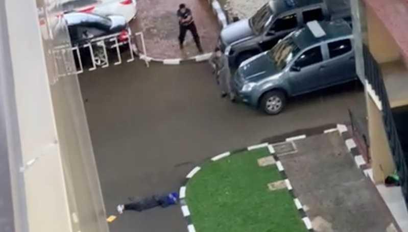 Polisi Periksa Jenazah Terduga Teroris yang Ditembak Mati di Mabes Polri