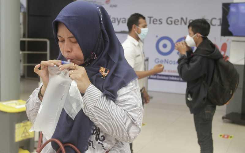 Hari Ini, Tarif GeNose Stasiun di Surabaya Naik Jadi Rp30 Ribu