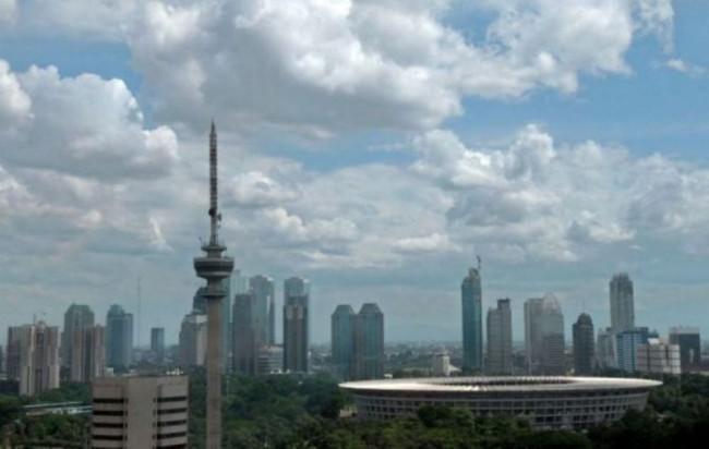BMKG: Jakarta Hari Ini Cerah Berawan, Bekasi dan Tangerang Berpotensi Hujan