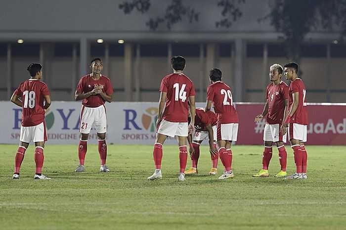 Hadapi Kualifikasi Piala Dunia 2022 Zona Asia, Pemain Timnas Siap Tempur di UEA