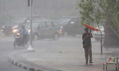 BMKG : Waspada Hujan Disertai Angin di Tiga Wilayah Jakarta