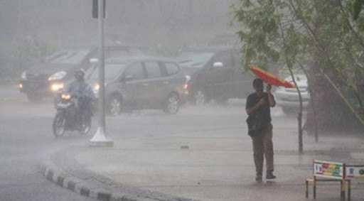 Waspadai Potensi Hujan Lebat di Sebagian Wilayah Indonesia
