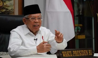 Wapres Ma'ruf Amin: Produk Halal Juga Diminati Orang Non-Muslim
