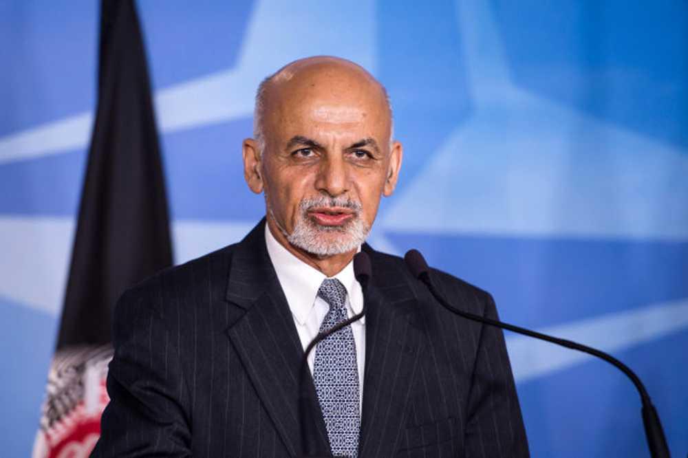 Eks Presiden Afghanistan Buka Suara Soal Kabur ke Luar Negeri