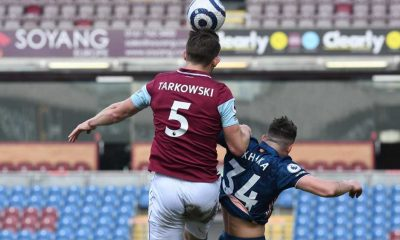 Blunder Xhaka Pupuskan Raihan 3 Poin Arsenal Atas Burnley