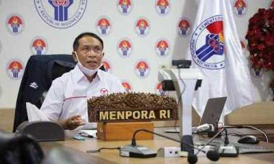 Menpora Klaim Indonesia Bisa Tembus Lima Besar Klasemen Medali di Olimpiade 2044