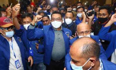 Hakim PN Jakpus Tolak Gugatan Kader Demokrat Moeldoko ke AHY