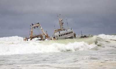 Kapal Tabrakan Perairan Indramayu, Berikut Kronologinya