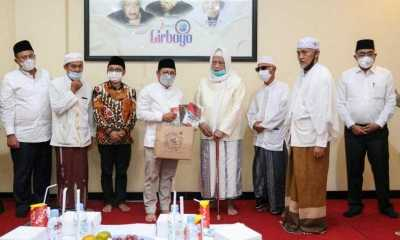 Jelang Munas Alim Ulama dan Mukernas PKB, Muhaimin Minta Restu ke Pengasuh Ponpes Lirboyo Kediri