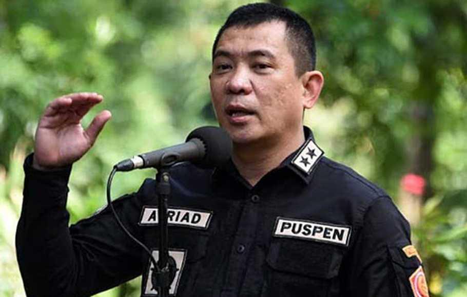 Terkait Vaksin Nusantara, Kapuspen: Itu Bukan Bukan Program TNI