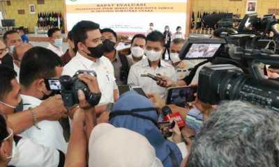 "Wali Kota Medan Bobby Nasution : Insan Pers Sahabat Saya, Jadi Saya siap di ""doorstop"" di kantor atau lapangan"