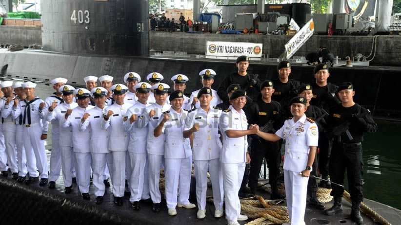 Kemhan Ikut Terus Monitor Pencarian Kapal Selam KRI Nanggala-402