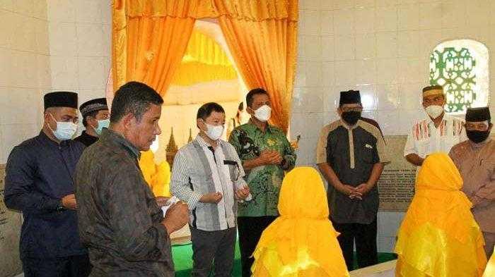 Terkait Revitalisasi Pulau Penyengat, Menteri PPN Suharso Monoarfa Masih Menunggu Master Plan