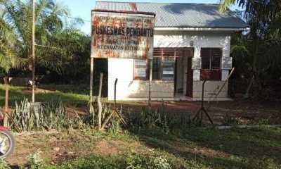 Pembangunan Jalan Ke Pustu Poken Minggu Desa Mompang 1 Prioritas