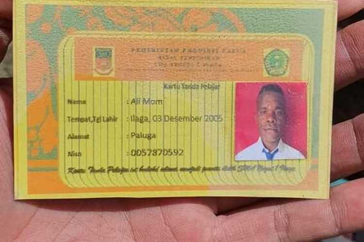 KKB Kembali Tembak Siswa SMA di Kampung Uloni, Distrik Ilaga Papua
