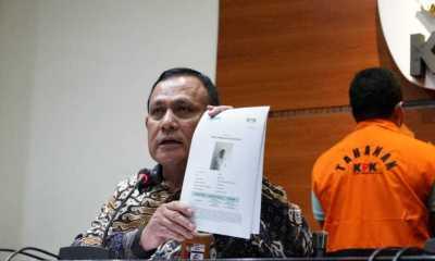 Pimpinan KPK Bakal Laporkan Penyidik Stepanus ke Dewas