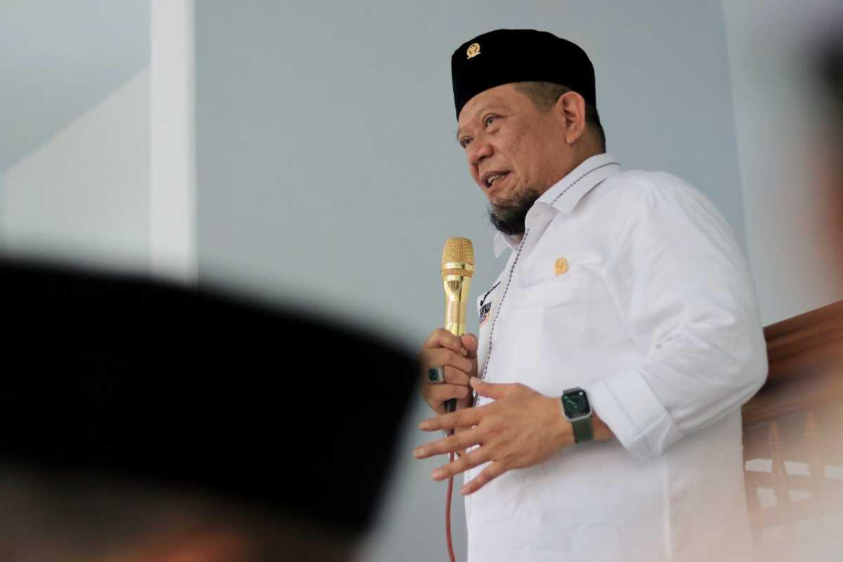 Asal Terapkan Prokes, Ketua DPD RI Dukung Usulan Santri Mudik Lebih Awal
