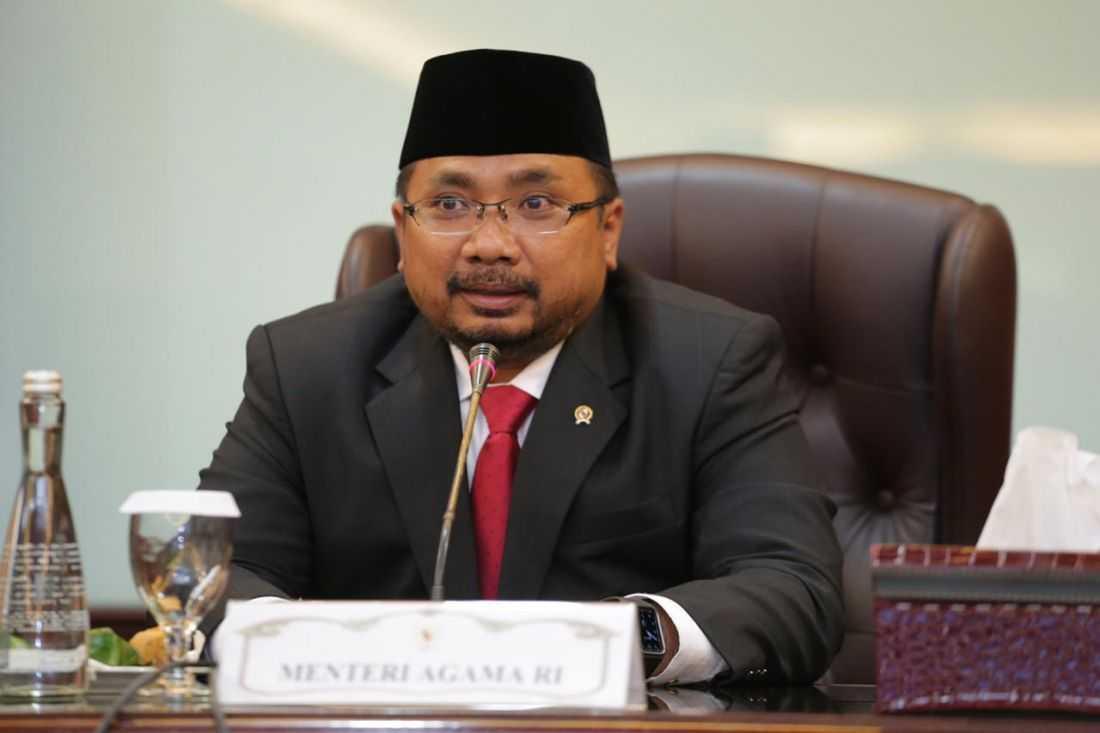 Berikut Surat Edaran Menteri Agama Terkait Panduan Ibadah Ramadan 2021