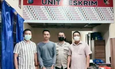 Lempar Anak Umur 13 Tahun Pakai Kayu, Tondi Diinapkan Di Polsek Datuk Bandar Polres Tanjungbalai