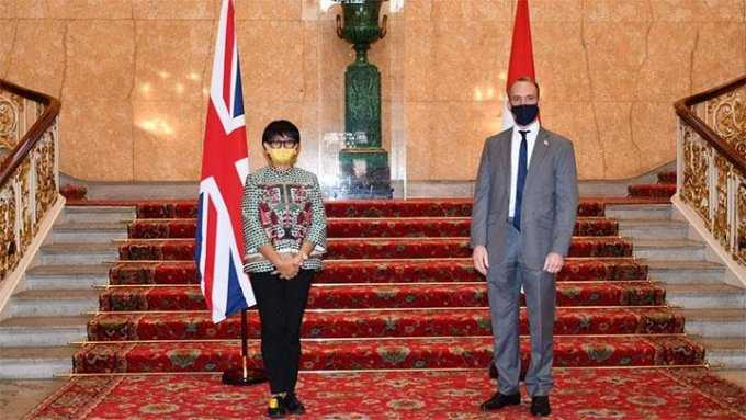Perkuat Komitmen UNCLOS, Inggris Akan Kirim Kapal Induk ke Kawasan Indo-Pasifik